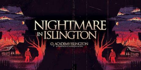 A Nightmare in Islington - London Halloween 2019 tickets