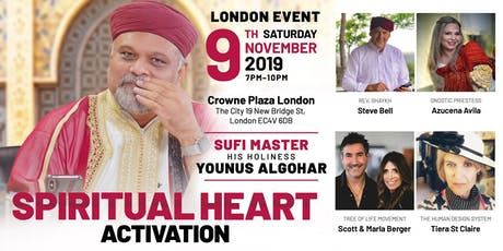 Spiritual Heart Activation tickets