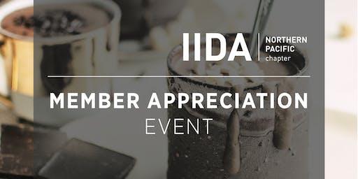 IIDA NPC Seattle | Member Appreciation Event