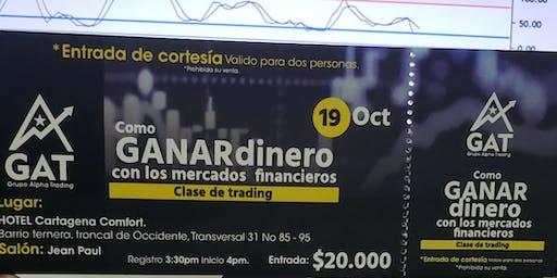 Evento Gratis Ganar Dinero en Mercados Financieros