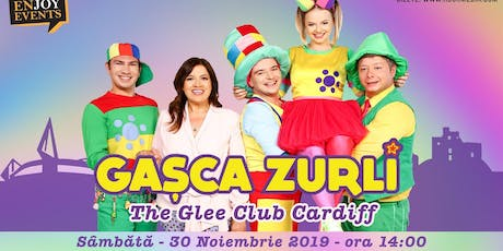 Gasca Zurli in Cardiff tickets