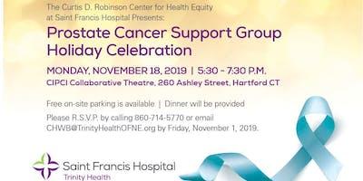 Prostate Cancer Support Group  Holiday Celebration
