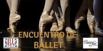 Encuentro de ballet