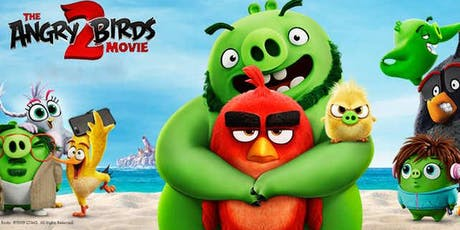 Familienkino: Angry Birds 2 Tickets