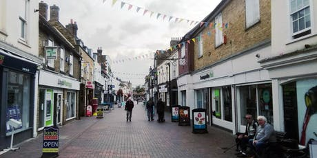 Waltham Abbey Town Centre Small Business Chat tickets