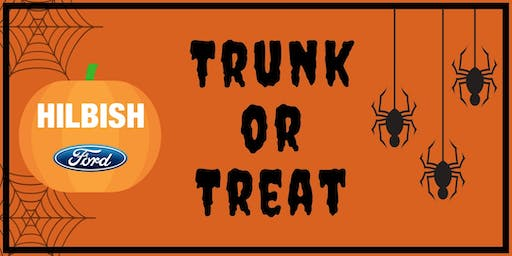 Hilbish Ford Trunk or Treat