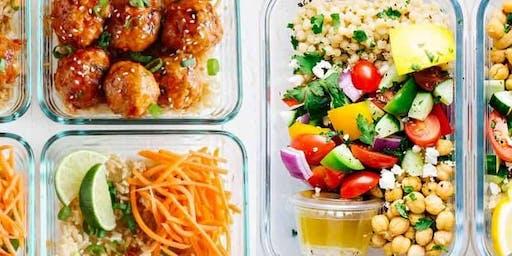 Food Prep by Carolyn