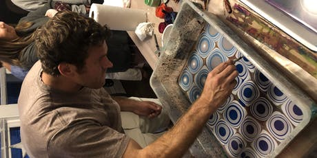 A Morning of Marbling for Breast Cancer Prevention tickets
