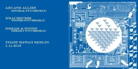 Arcane Allies - Album Release Party Tickets