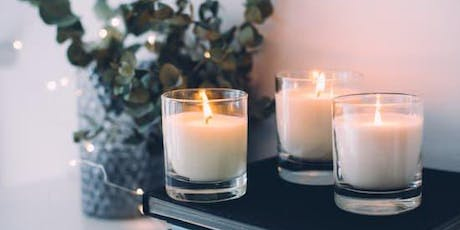 Cocktails & Candles tickets
