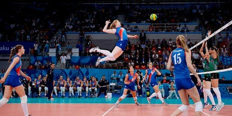 VOLLEYBALL CLINIC tickets