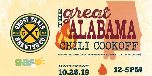 Great Alabama Chili Cookoff