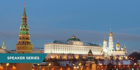 Targeted by the Kremlin: Bill Browder & Vladimir Kara-Murza tickets