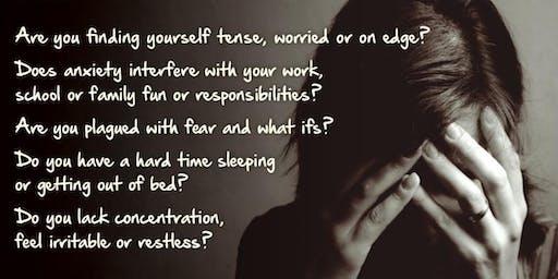 Anxiety & Trauma focused Yoga