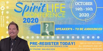 SpiritLIFE Conference 2020