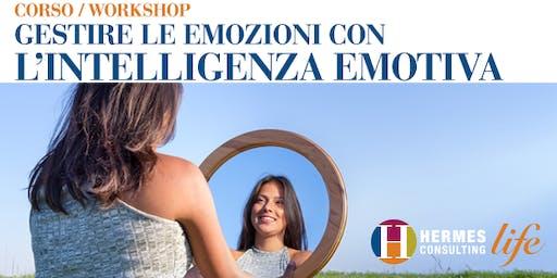 Gestire le emozioni con L'intelligenza emotiva
