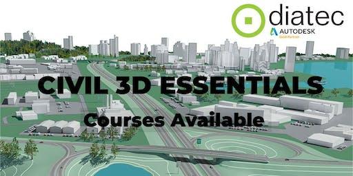 Civil 3D Essentials Training