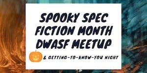 Spooky Spec Fiction Month Meetup