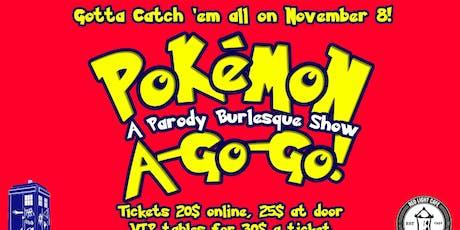 Pokemon A Go-Go by The Fandom Nerdlesque tickets