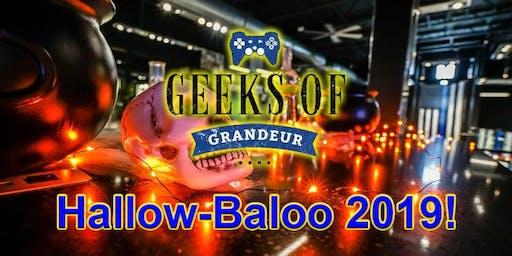 Halloween Hallow-Baloo 2019