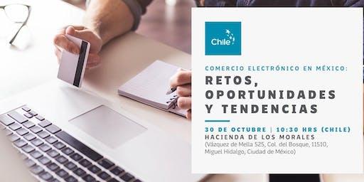 El comercio electrónico en México: retos, oportunidades y tendencias