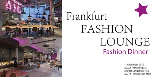 Frankfurt Fashion Lounge - Fashion Dinner