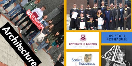 Graduate Career Info Evening - LM099 Arch / LM076 BSc Product Design & Tech tickets