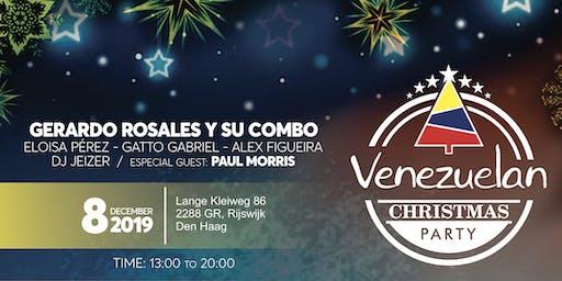 Venezuelan Christmas Party 2019