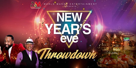 New Years Eve Throwdown tickets