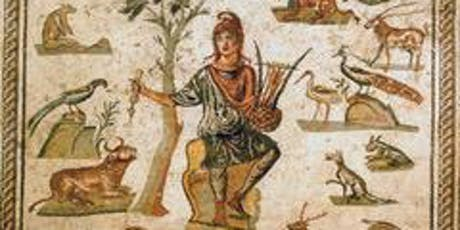 Orpheus and his lute - a recital of song, folksong and lutesong exploring the myths of Orpheus tickets