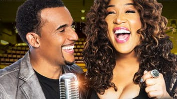 "Comedy Duo David Arnold & Kym Whitley Present: ""He Said, She Said"""