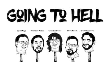 """Castaway Comedy: """"Going To Hell"""""""