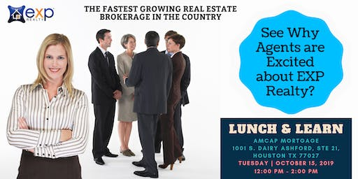 What is so exciting about EXP Realty? - Lunch & Learn
