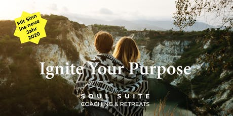 Ignite Your Purpose! Inner Work for Outer Change Tickets
