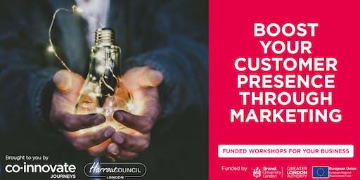 Boost Your Customer Presence Through Marketing