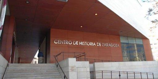 Visita al Centro de historía de Zaragoza