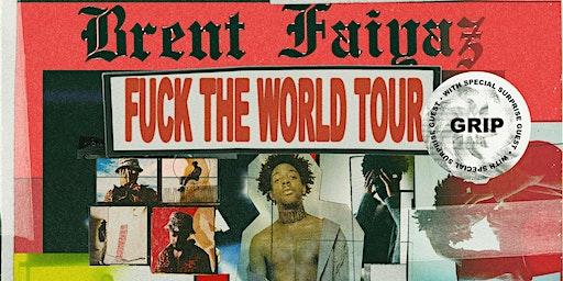 Brent Faiyaz: Fuck The World Tour