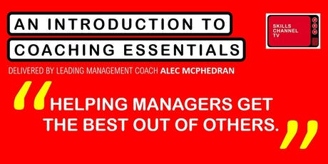 An Introduction to Coaching Essentials tickets