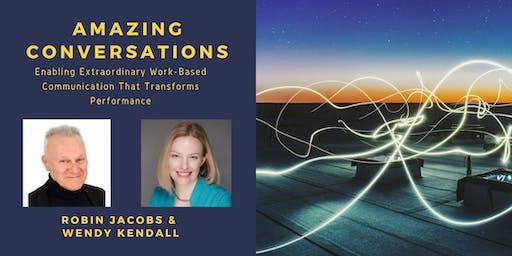 Amazing Conversations Book Launch Event