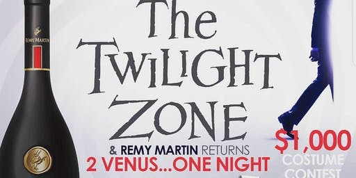 "Hush Signature Events presents ""THE TWILIGHT ZONE"""