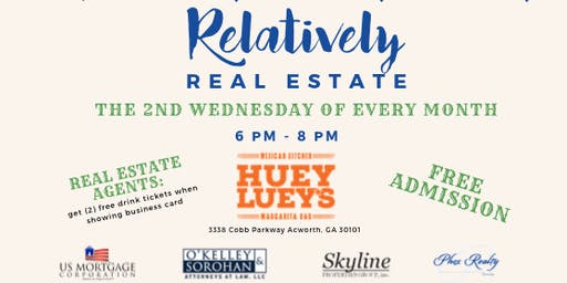 Relatively Real Estate - Networking Event - November 13th