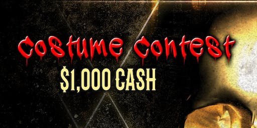 Halloween Party - $1,000 Costume Contest - Mirage at Lake Conroe