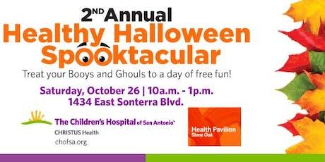 Healthy Halloween Spooktacular tickets