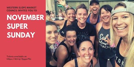 SuperSunday! Mark your calendar for Sunday, November 3rd tickets