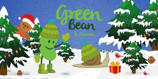 Urmston Bookshop - Green Beans Christmas - Storytime