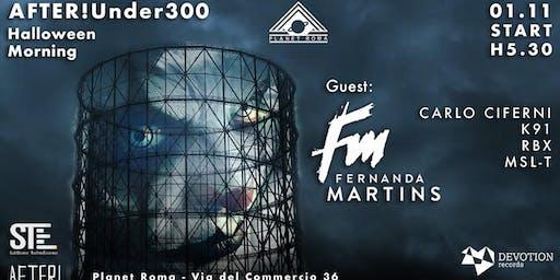 After!Under300 - Guest FERNANDA MARTINS - WE ARE BACK !