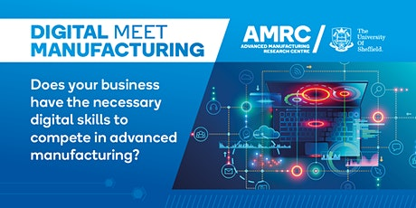 Digital Meet Manufacturing - Cyber Security in Manufacturing tickets