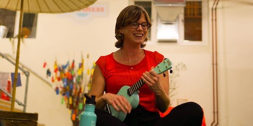 Power of Uke presents: reconnect with your creativity + cosy dinner