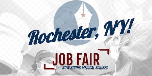 ScribeAmerica Hosts: Job Fair in Rochester, NY On Tuesday, October 22nd!