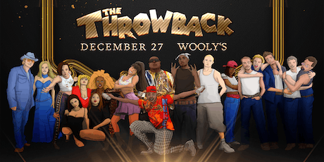 The Throwback Party tickets